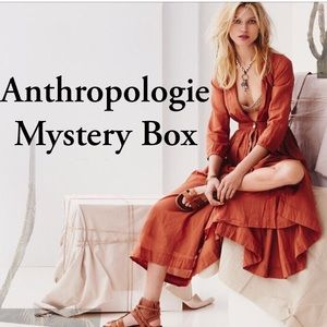 $25 SALE🎉 Anthropologie 5 Piece Mystery Box